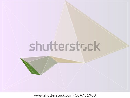 shape vector color colorful art abstract background