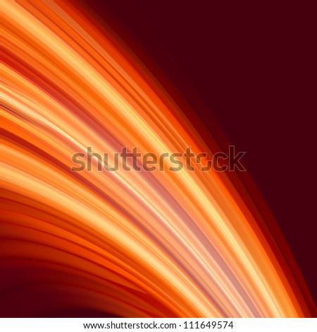 Shapes rays and light. EPS 8 vector file included - stock vector