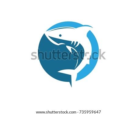 shark logos