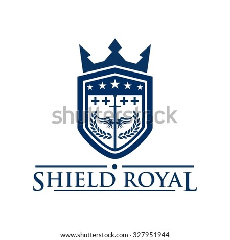 Shield Vector Template