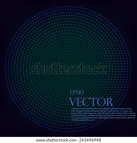 shimmer background with shiny  paillettes. Sparkle glitter techno background. Glittering sequins club screen. Abstract technology background, - stock vector