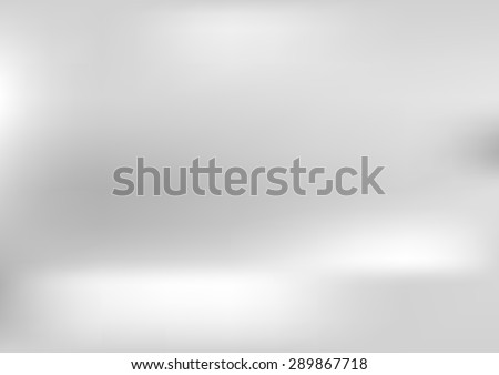 Shiny grey pearl gradient abstract background. Vector design - stock vector