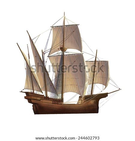 Ship logo vector file