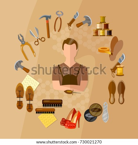 Cobbler stock images royalty free images vectors for Pro equipement restauration