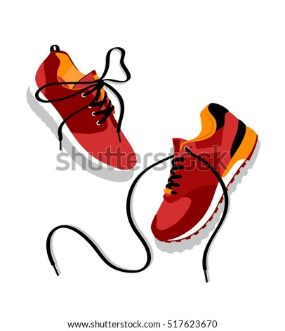 Sports Shoes Stock Images, Royalty-Free Images & Vectors ...
