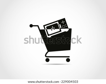 Shopping Cart Oven