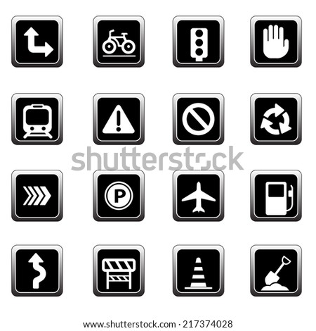 Sign Icons Vector files.