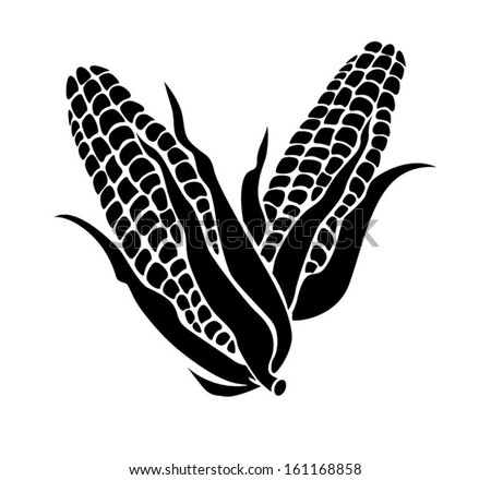 Corn Silhouette Stock Images, Royalty-Free Images ...