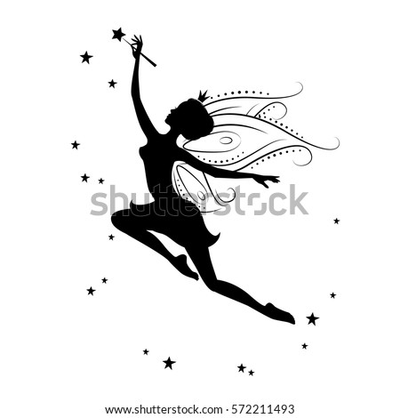 fairy cut out template - stock images royalty free images vectors shutterstock
