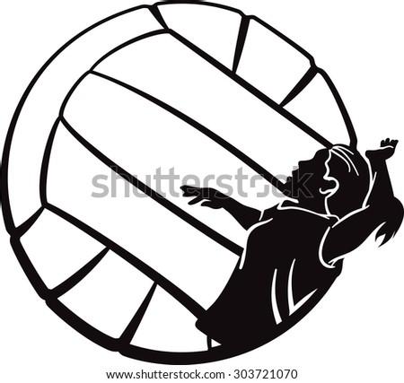 Volleyball Spik...