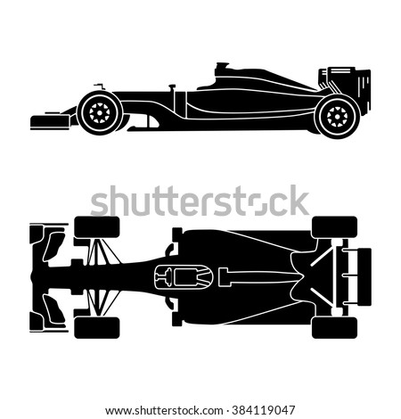 Formula Car Stock Images Royalty Free Images Vectors