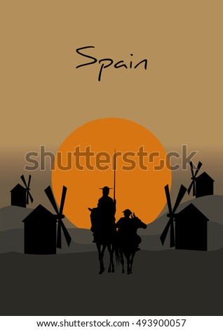 response paper don quixote de la mancha essay Free essay: miguel de cervantes saavedra's don quixote de la mancha miguel de cervantes saavedra was a spanish writer that is most well known for his novel.