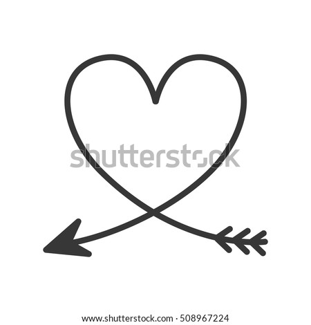 arrow feather stock images royalty free images vectors. Black Bedroom Furniture Sets. Home Design Ideas
