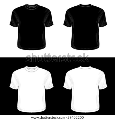 Tee shirt template Stock Photos, Tee shirt template Stock ...