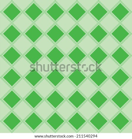 Simple abstract background in light green tones