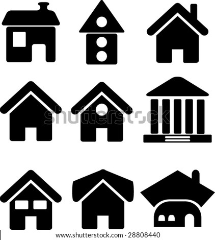 Simple House Drawing Stock Images, Royalty-Free Images ...
