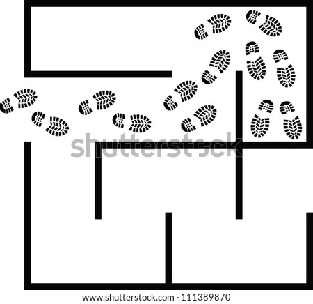 Number Names Worksheets simple maze for kids : Simple Maze Stock Photos, Royalty-Free Images & Vectors - Shutterstock