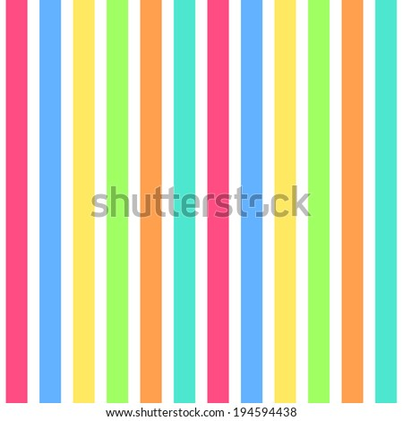 simple seamless background with colorful stripes. vector illustration