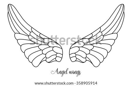 Colored+angel+wings