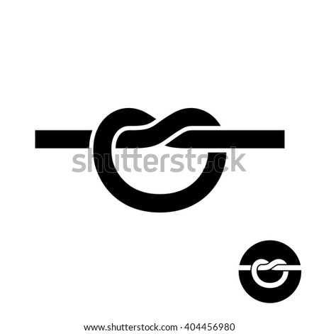 Single knot stock images royalty free images vectors for Simple single