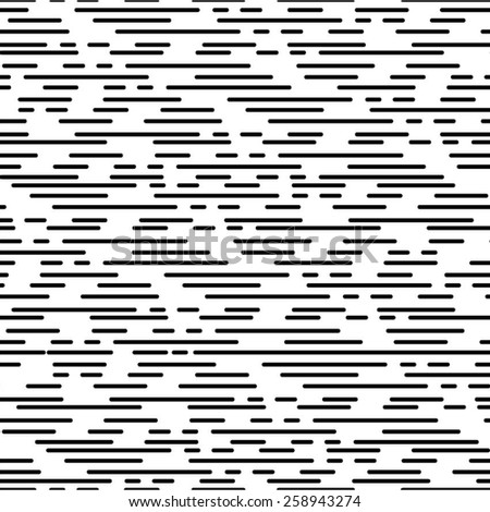 Simple straight-line pattern, seamless vector background. - stock vector