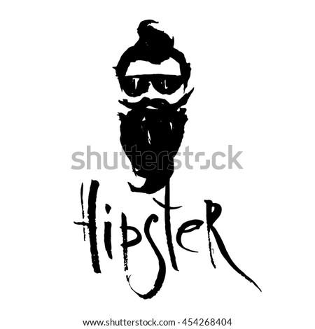 Sketch Fashion Illustration Logo Design Vector Stock Vector 464995085 Shutterstock