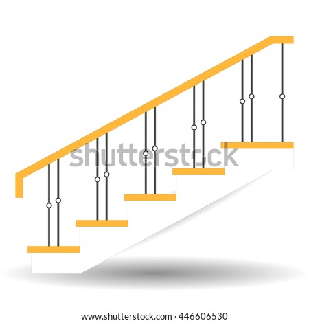 how to draw stairs wide