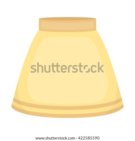 Skirt icon. Skirt icon vector. Skirt icon black. Skirt icon app. Skirt icon web. Skirt icon logo. Skirt icon sign. Skirt icon simple. Skirt icon design. Skirt icon eps. Skirt icon art. Skirt icon draw - stock vector