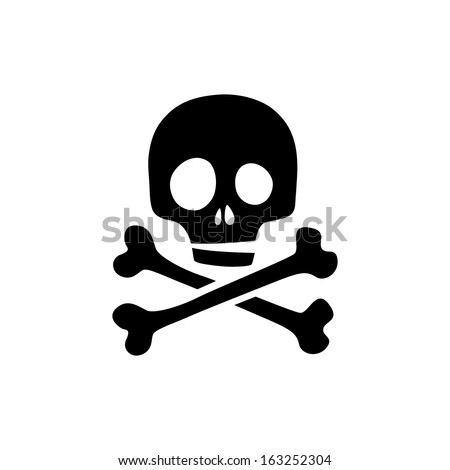 Pirate Skull Cross Bones Stock Images, Royalty-Free Images ...