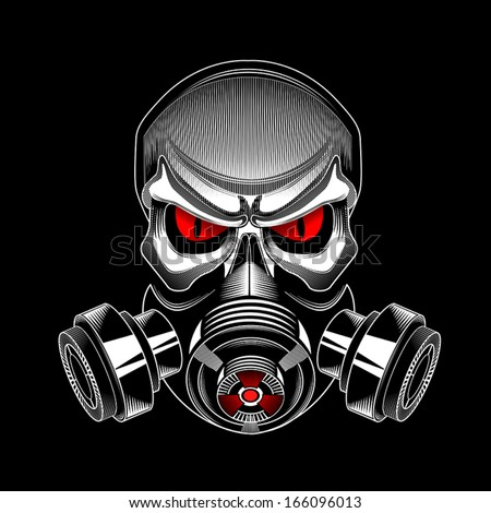 gas mask vector stock images, royalty-free images & vectors