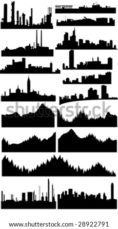 skylines collection