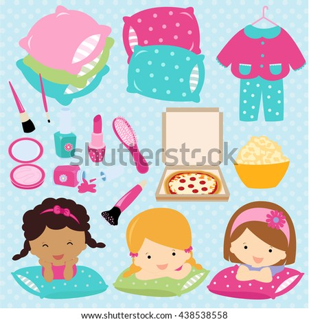 Slumber Party Stock Images, Royalty-Free Images & Vectors ...