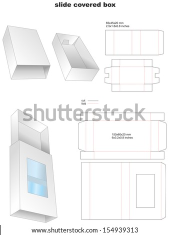 Packaging Box Template Stock Images RoyaltyFree Images  Vectors