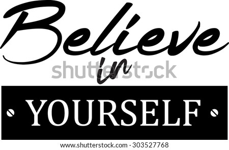 Slogan print graphic. For t-shirt or other uses,in vector. - stock vector