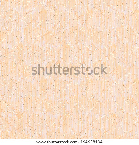 Small ditsy vector pattern with scattered dots and hand drawn lines in soft warm colors. Seamless texture for print, gift wrapping paper, candy store website wallpaper, spring summer fashion, textile - stock vector