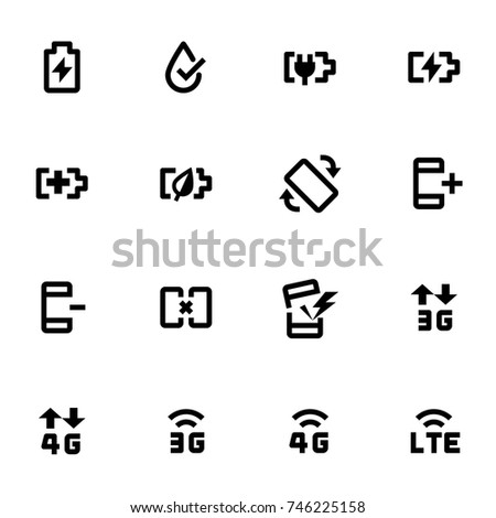Smart Devices Icons