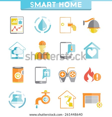 thin line icons cloud computing network stock vector 252770338 shutterstock. Black Bedroom Furniture Sets. Home Design Ideas
