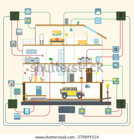 Schematic Stock Vectors Images Vector Art Shutterstock