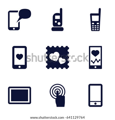 Cellphone Icon Stock Images Royalty Free Images Amp Vectors