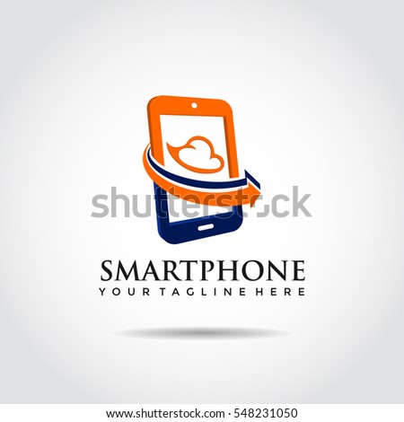 List of Synonyms and Antonyms of the Word: smartphone logo