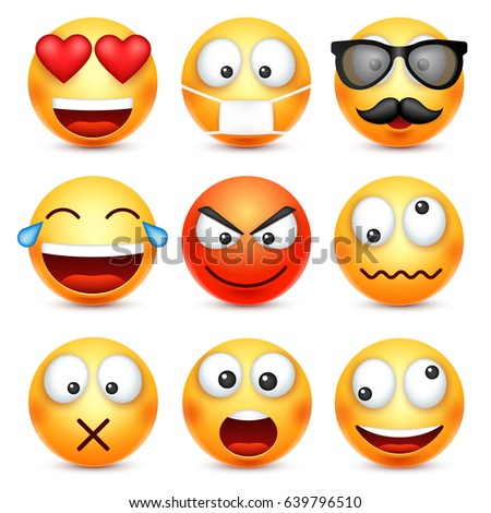 Emotions Faces Stock Images, Royalty-Free Images & Vectors ...
