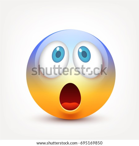 Happy Surprised Emoticon | www.pixshark.com - Images ...