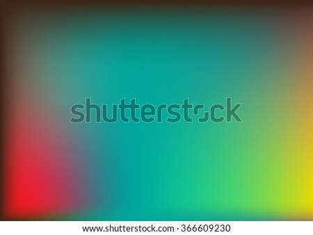 Smooth abstract colorful background