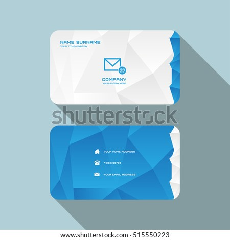 Sms business card template stock vector hd royalty free 515550223 sms business card template colourmoves
