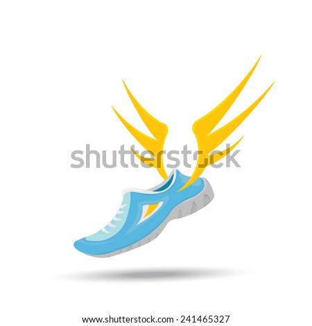 Winged Shoe Stock Images, Royalty-Free Images & Vectors | Shutterstock