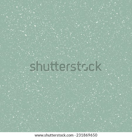 Snow seamless patterns with snowflakes and snow background - stock vector