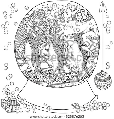 Coloring Winter Animals : 7632 best coloring pages images on pinterest
