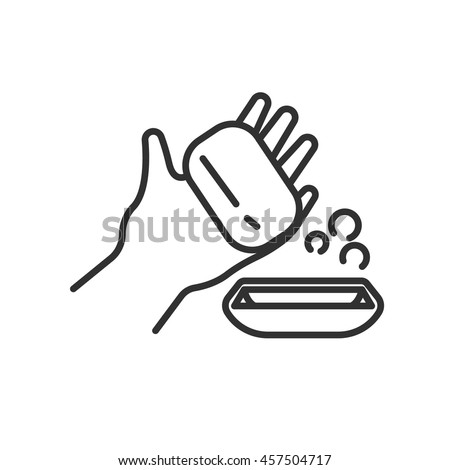 Washing Hands With Soap Stock Images, Royalty-Free Images ...