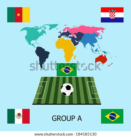 Soccer group A