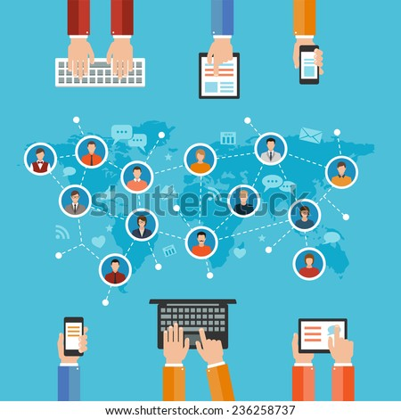 social networking a potential tool for